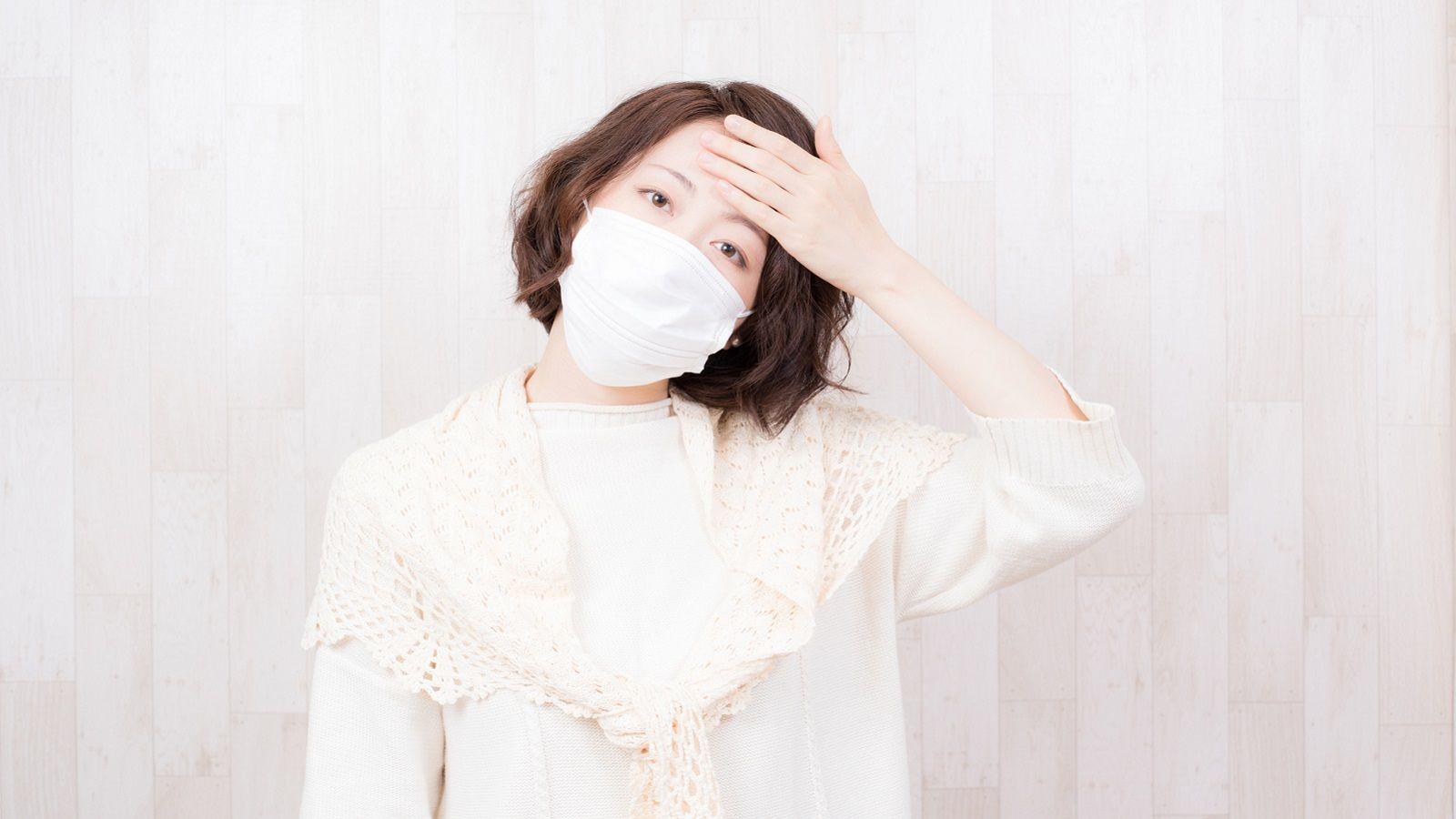 季語 マスク