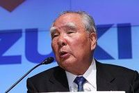 スズキとVW包括提携、鈴木修会長「フォルクスワーゲンとはイコールパートナー」両社首脳会見内容