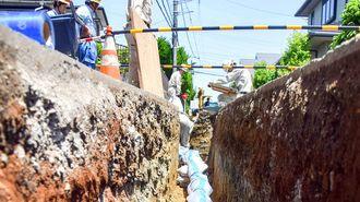 横浜市も悩む「水道の老朽化問題」の行方は?