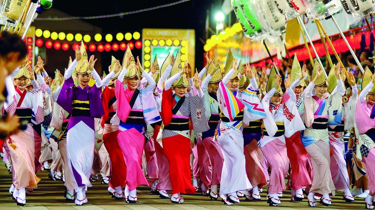 10 Amazing Summer Festivals in Japan | original | Tokyo ...