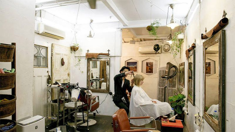 Top tokyo hair salons where to get a brand new look in for A new look salon