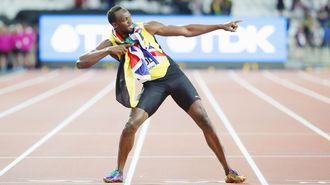 ウサイン・ボルト「世界最速」に学ぶ走るコツ