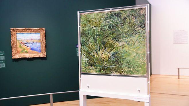 箱根の美術館がゴッホの「裏面」にこだわるワケ