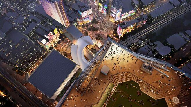渋谷の展望施設は観光の「弱点」を克服できるか