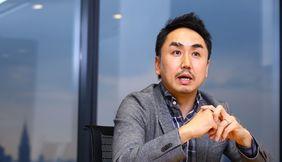 LINE新社長が描く「生態系構想」の未来図}