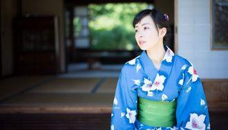 Strike a Pose in a Colorful Traditional Yukata!