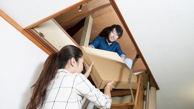 親の家の片付け方にある「原理原則」とは?(写真:SAMURAI / PIXTA)