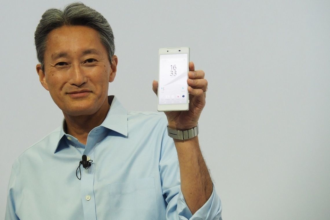 Sony Unveils Something Cooler Than the Latest Smartphone ...