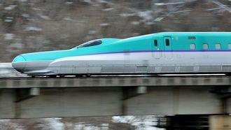 貨物共用の新幹線やリニアは特例法の対象?