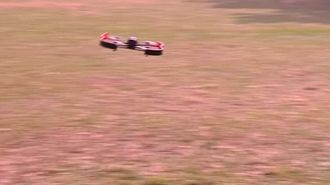 Using The Force? No, It's an Apple Watch Flying This Drone