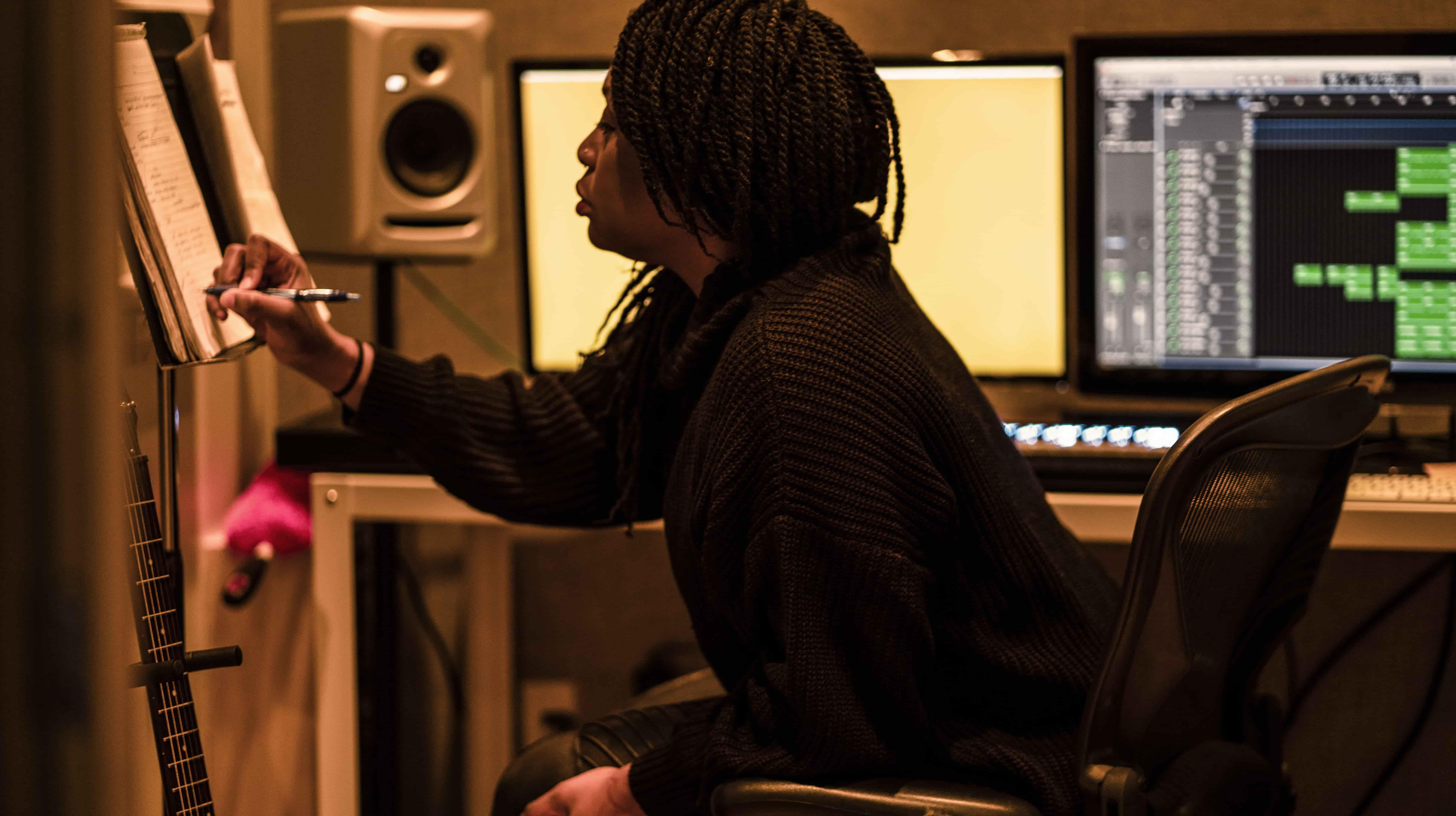女性の「映画音楽作曲家」が極端に少ない現状