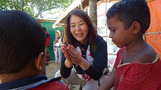 福岡の看護師が「8度の国際支援」で達した境地