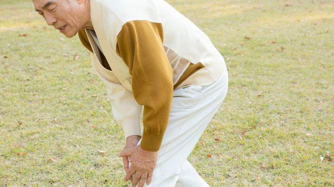 50歳を過ぎたら無理な運動をすべきではない