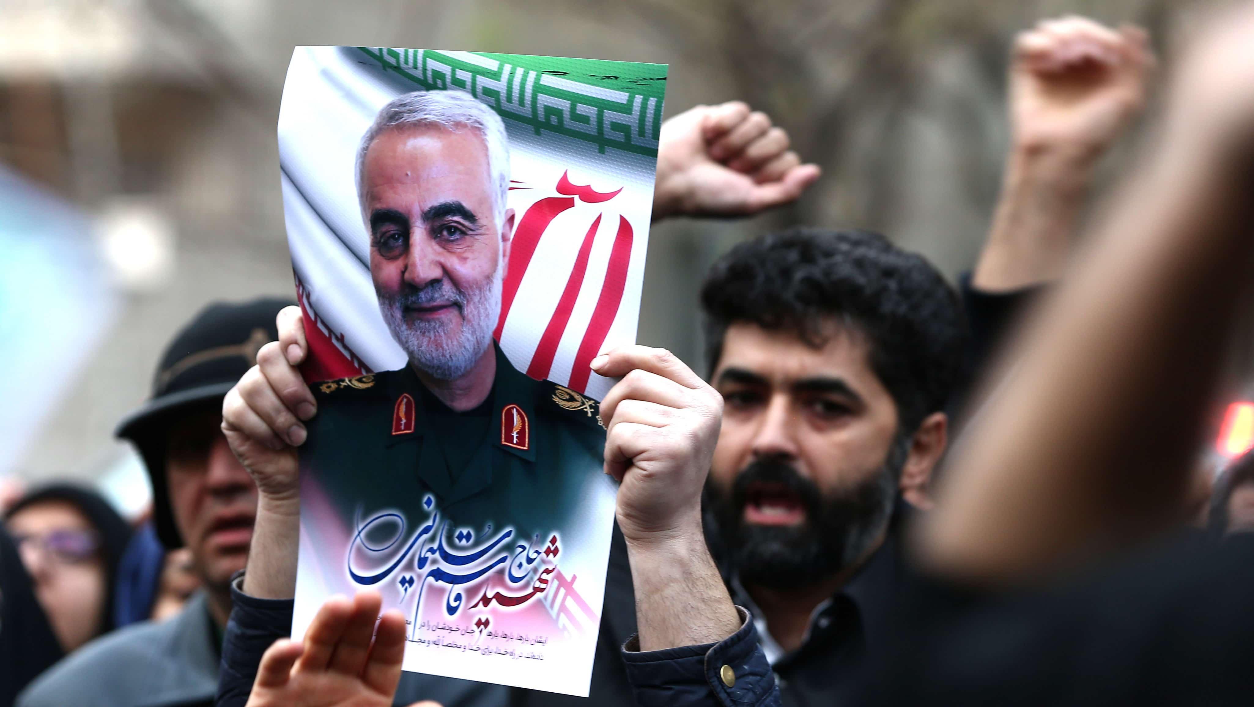 イラン 司令 官 殺害