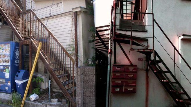 高円寺の「古い階段」に女子が萌える理由