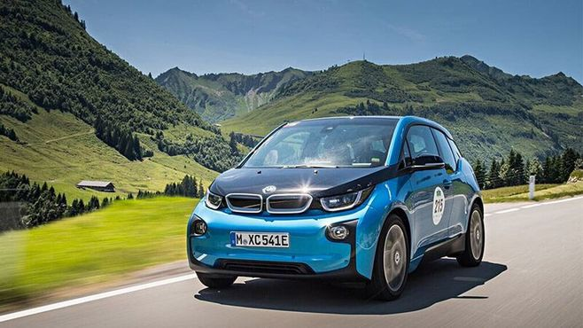 BMWの新型「i3」はここまで進化を遂げた
