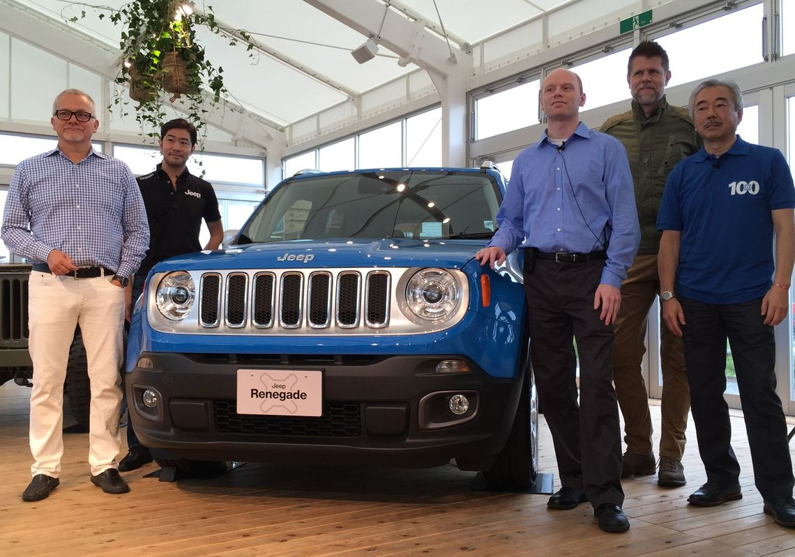 """The New """"Mini Size Jeep"""" Has a Chance of Winning in Japan ..."""