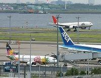 急浮上した羽田ハブ空港化構想、出遅れた空の競争