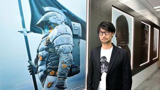 コナミを辞めた小島秀夫が語るゲームの未来
