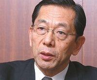 隅修三・東京海上ホールディングス社長--エネルギーは内向きより外向きに拡大させていく