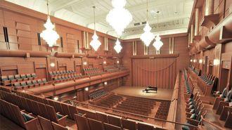 紀尾井ホールを作った会社を知っていますか
