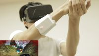 "What Can Gamers ""Feel"" While Playing with this Haptic Controller?"