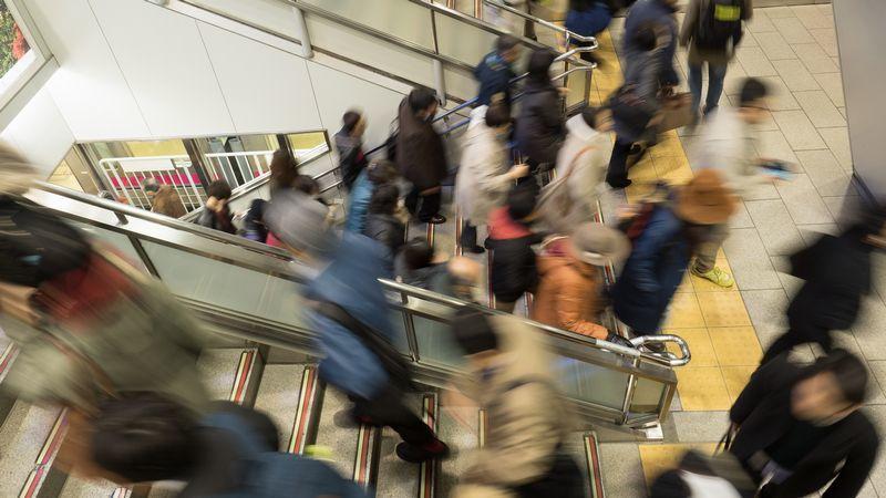 野江での乗換え:JR野江駅と京阪野江駅 ...