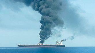 日本は、なぜホルムズ海峡で標的になったのか