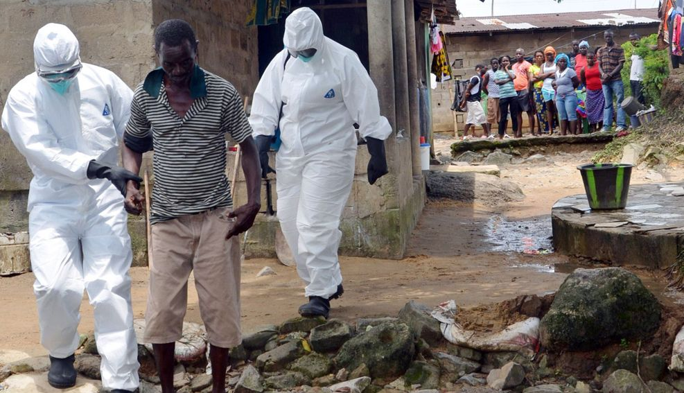 エボラ出血熱 現在
