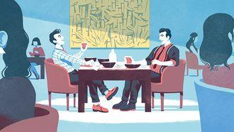 「男子会」で男たちは何を楽しんでいるのか
