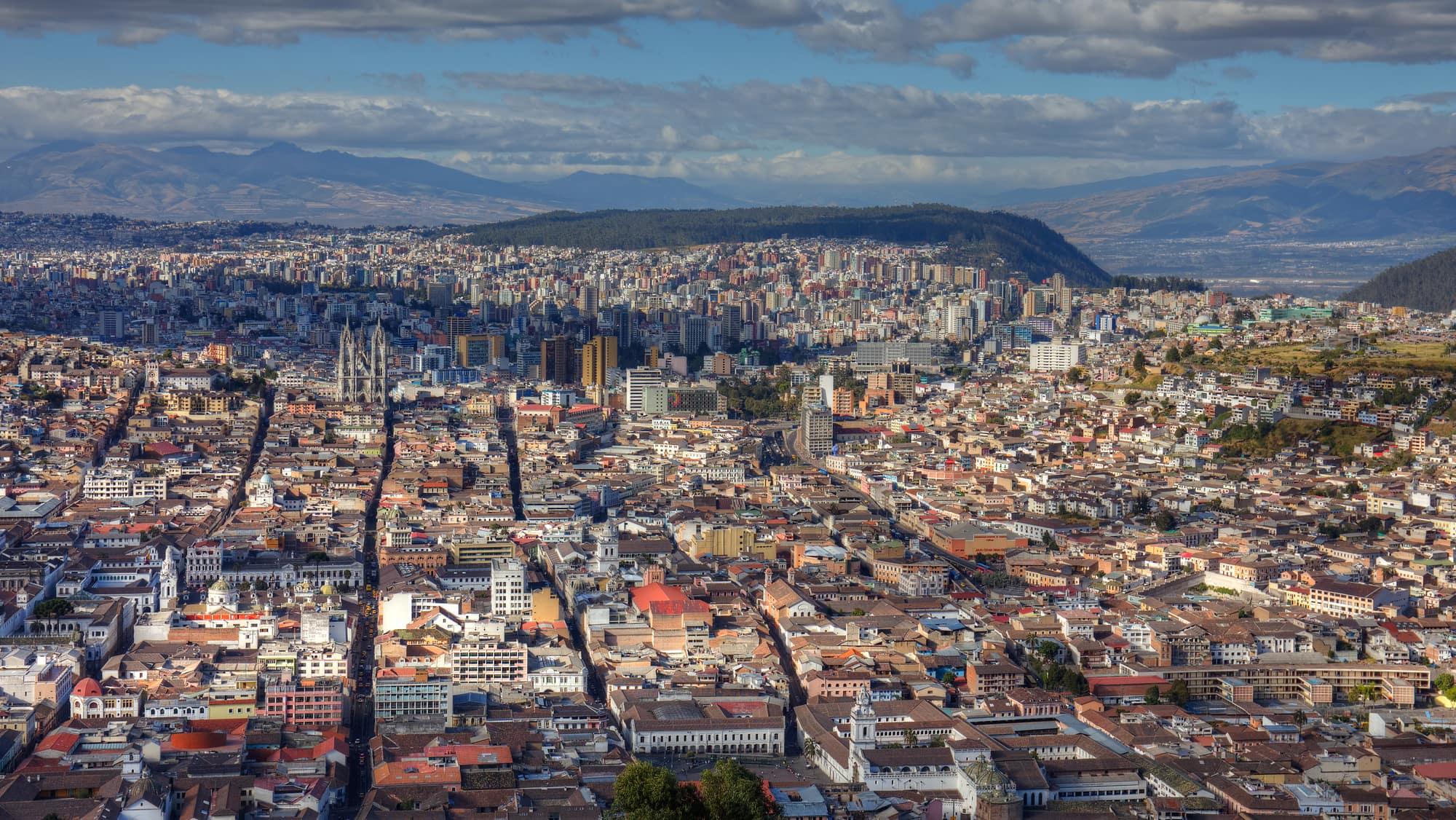 エクアドル、なぜほぼ全国民の情報漏れたのか | 中南米 | 東洋経済 ...