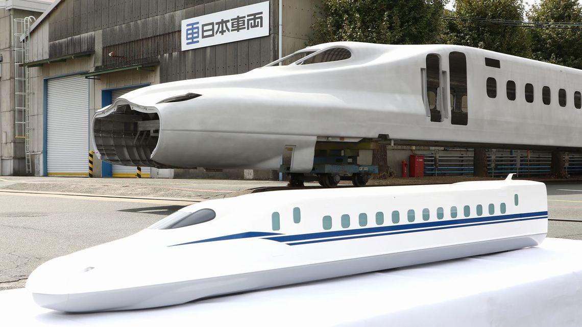 新型新幹線「見た目」が変わり映えしない理由