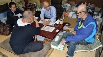 高齢被災者の住宅再建、「災害リバモ」で後押し