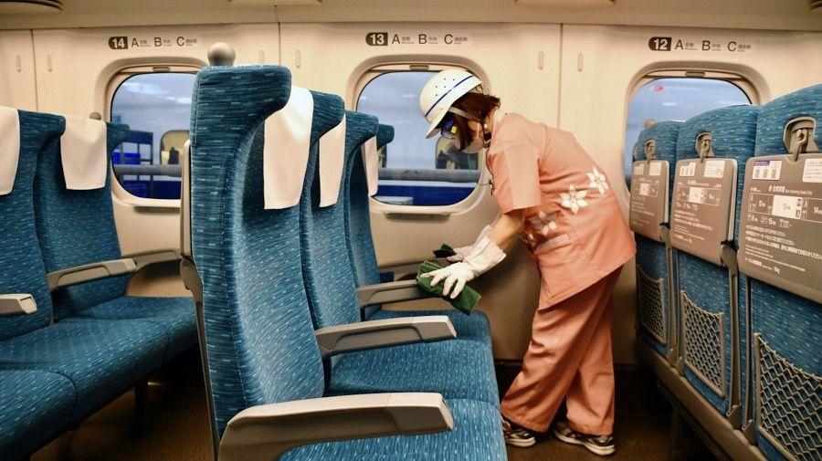 東海道新幹線 コロナ 座席