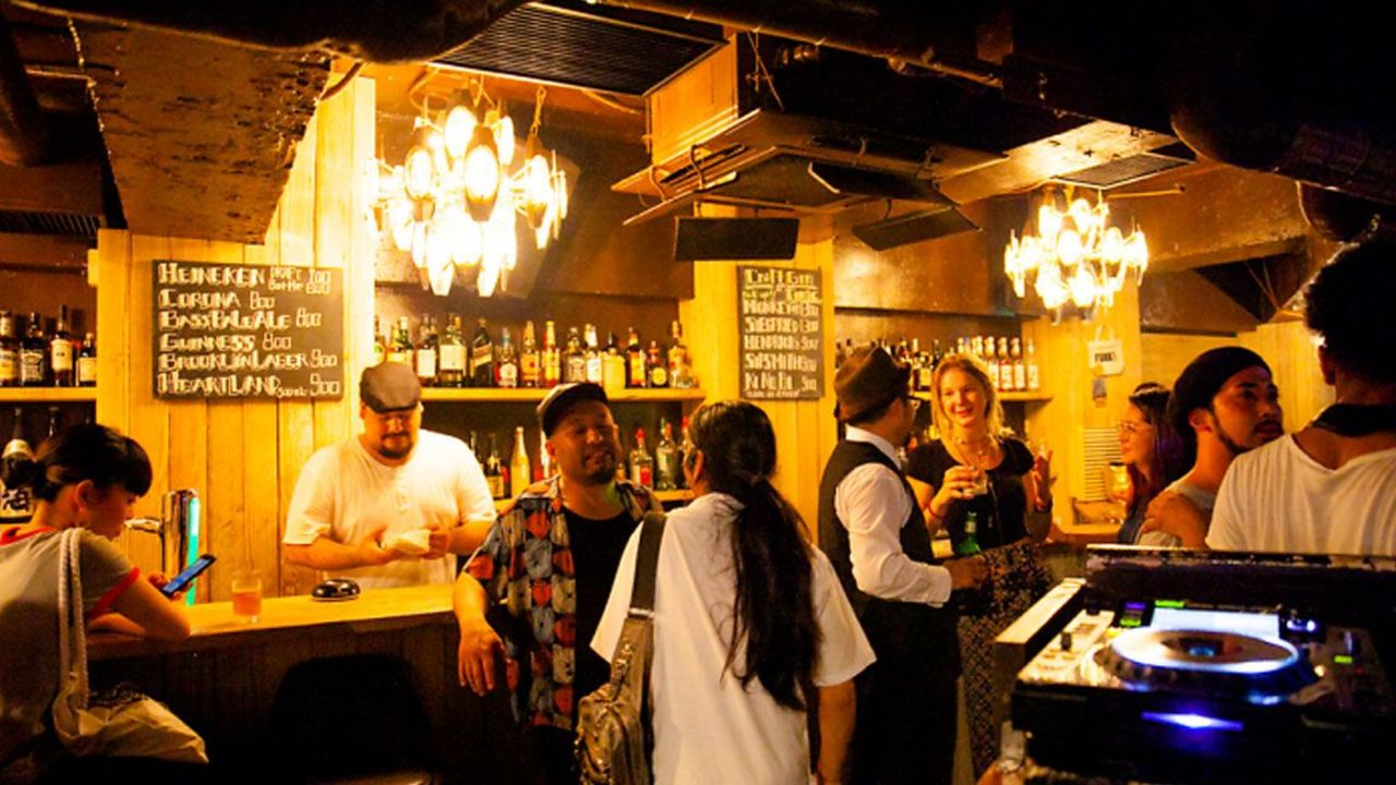 The Best DJ Bars in Shibuya: There Are Plenty of Places to Get ...