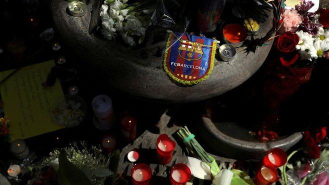 バルセロナの街は卑劣なテロに負けはしない