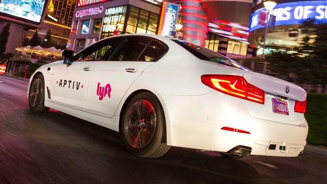ラスベガスを走る「自動運転タクシー」の正体