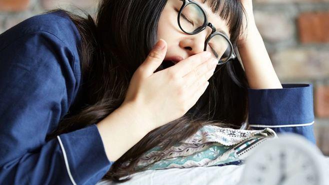 世界で最も眠れていない日本女性を襲うリスク