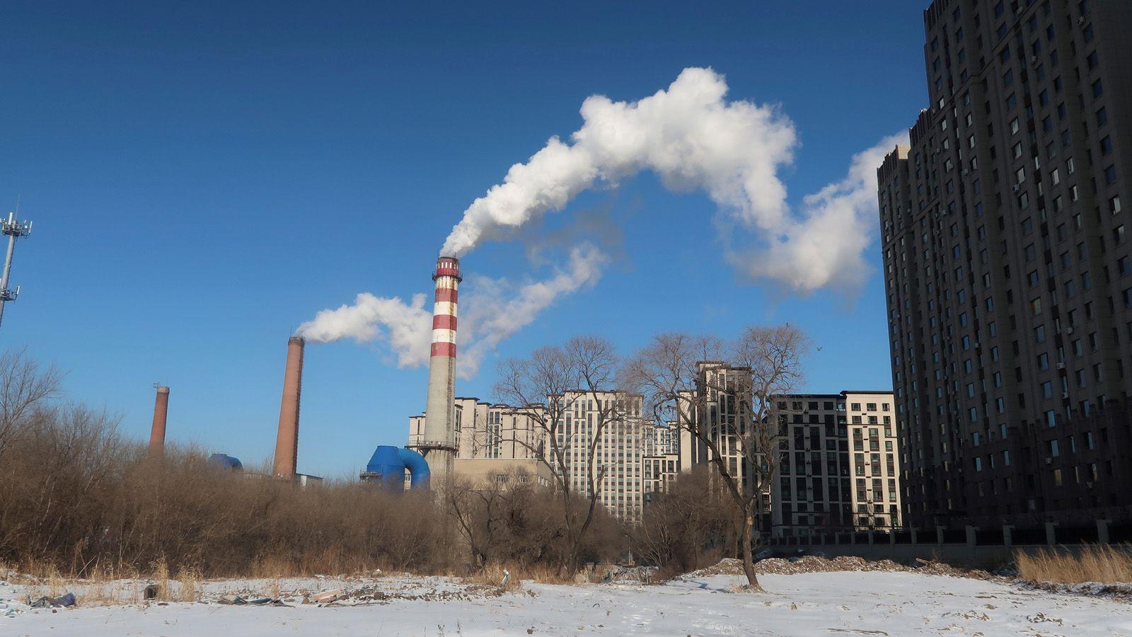 中国「CO2排出実質ゼロ」宣言、実現すれば画期的 | 資源・エネルギー