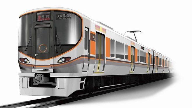 「大阪環状線の新車」ドア数減らして大丈夫?
