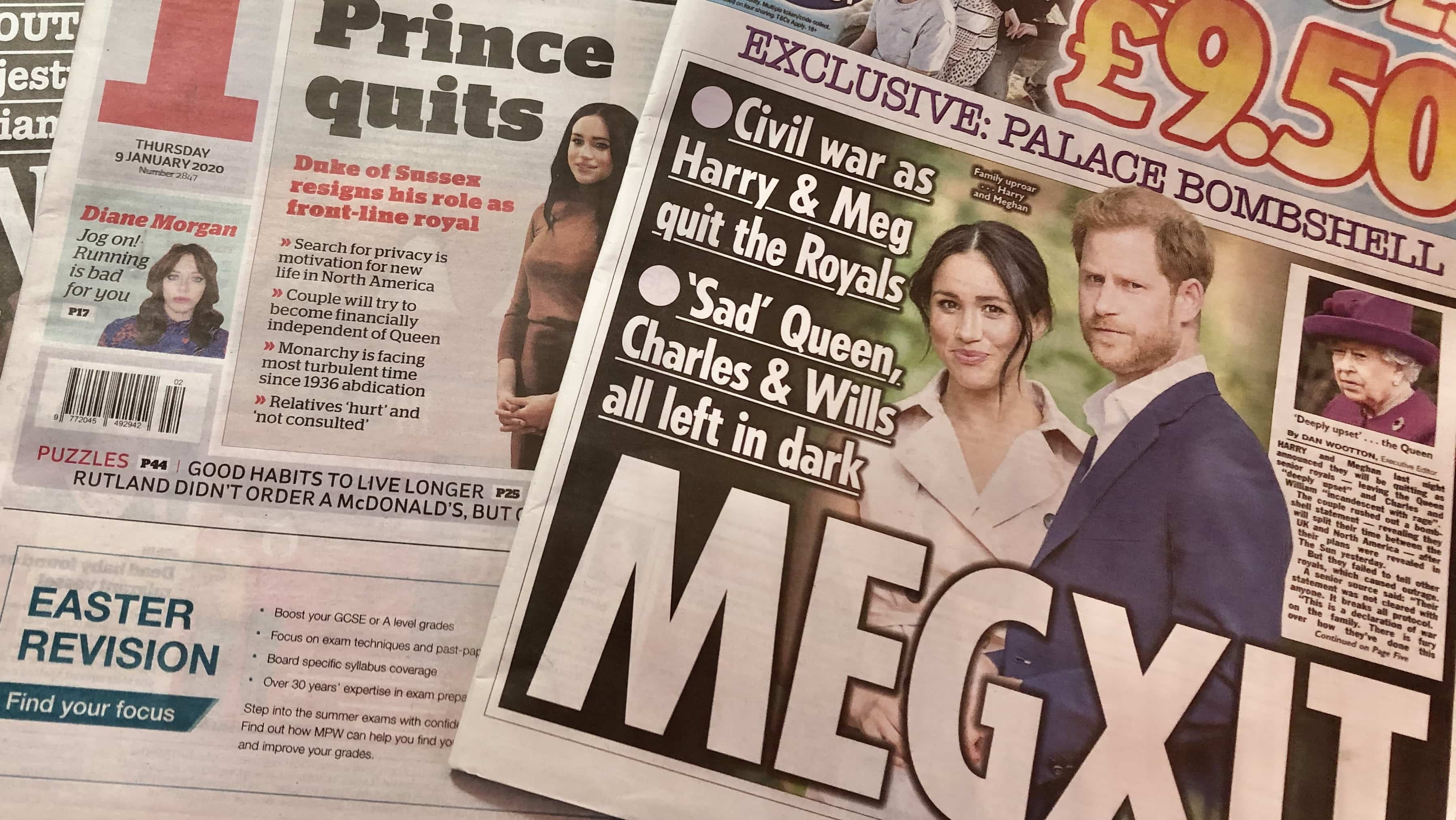 ヘンリー 王子 なぜ 離脱