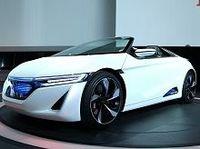 ホンダは東京モーターショーで世界初の7モデル公開、軽自販売は来年倍増を公言