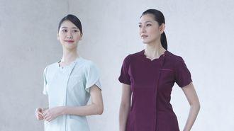 「ナース服」のナガイレーベン、高収益の秘訣
