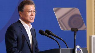 北朝鮮暴走の中、韓国は日韓関係を壊すのか