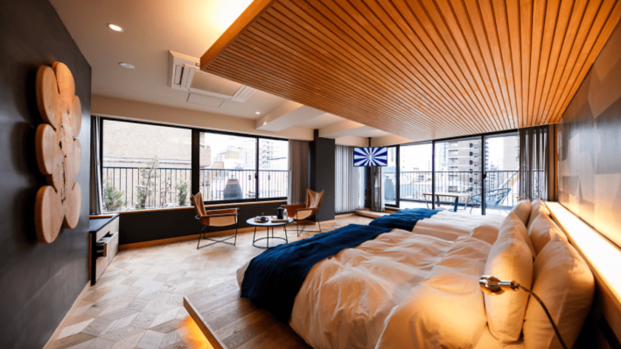 The best new hotels and hostels in tokyo 2017 original tokyo business today all the news you need to know about japan