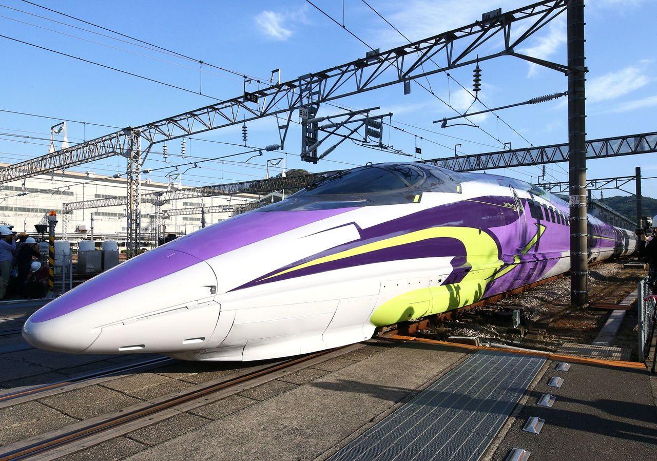 Risultati immagini per shinkansen