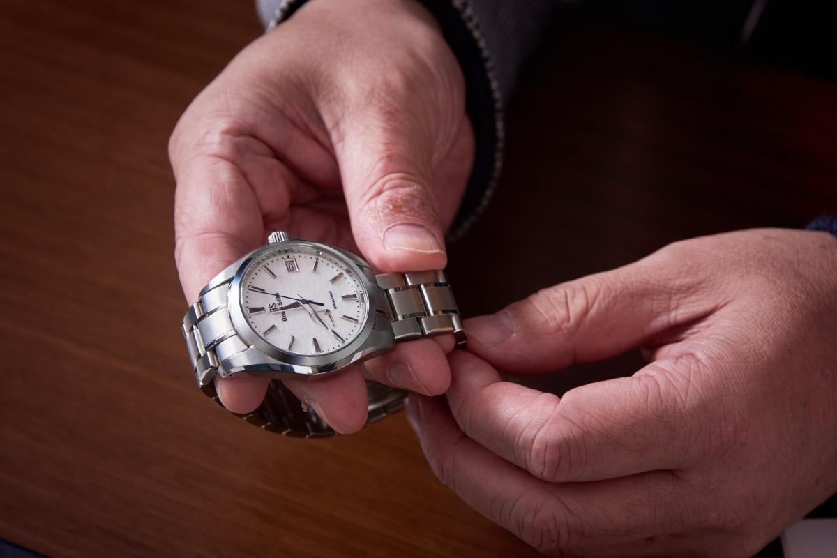 the latest d278e bb9f2 グランドセイコーを着けるなら 腕時計が分かる4人の選択 ...